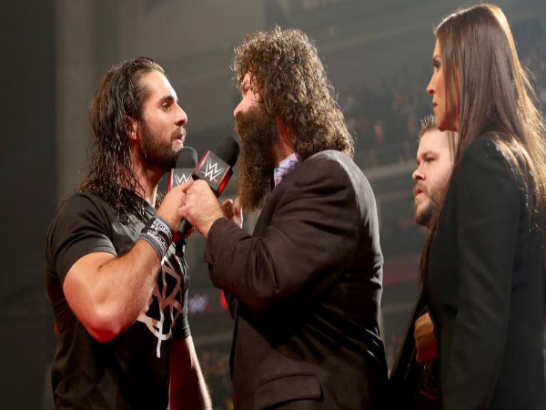 Seth Rollins was out of control on Raw (image courtesy wwe.com)