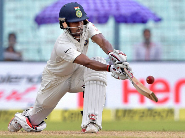 Wriddhiman Saha starts from where he left