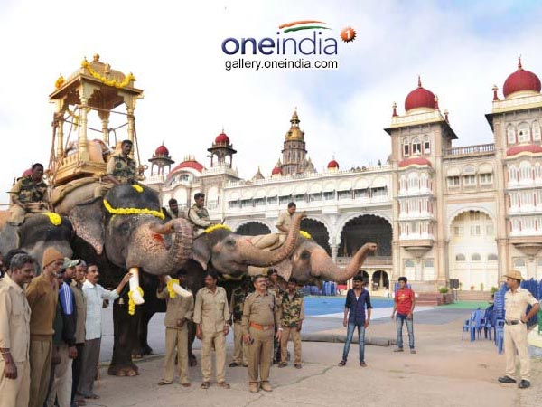 Mysuru Royal family continues family tradition