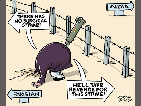 Pak hit hard, continues to deny surgical strikes