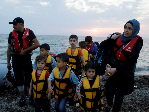 10 countries host half world's refugees: Amnesty