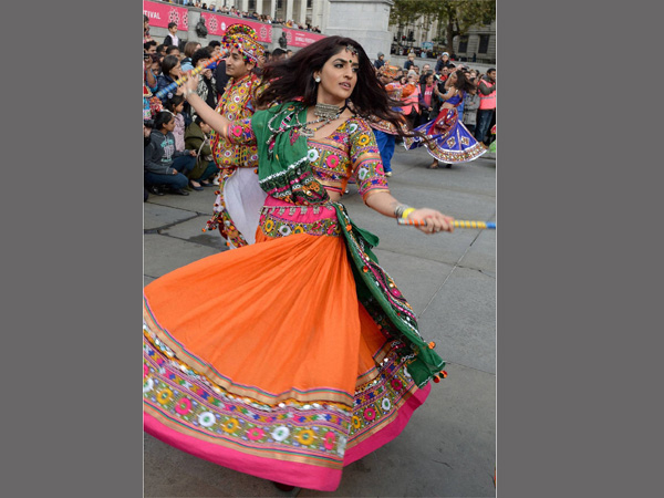 Dancing to the tunes of India