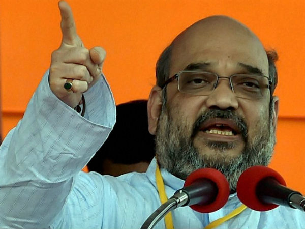 Surgical strikes not a poll issue: Shah