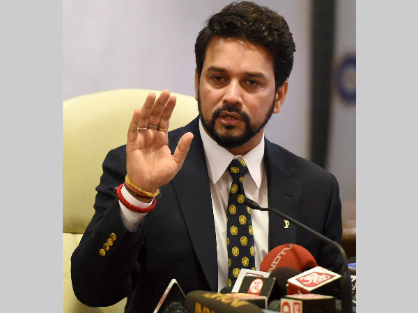 Anurag Thakur refuses to comment over SC diktat on Lodha panel reforms
