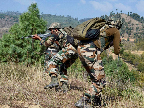 At LoC, soldiers on high alert