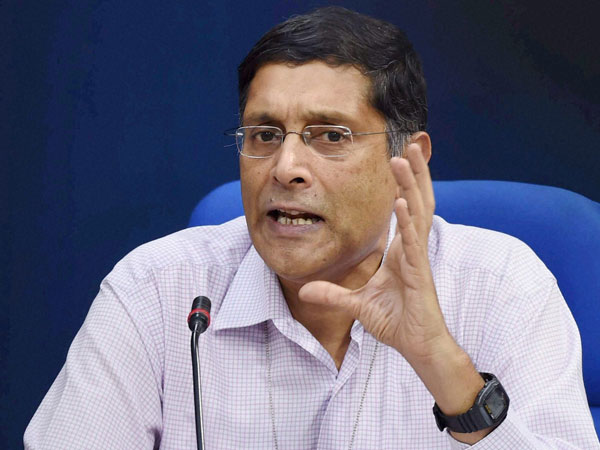 Arvind Subramanian's account hacked