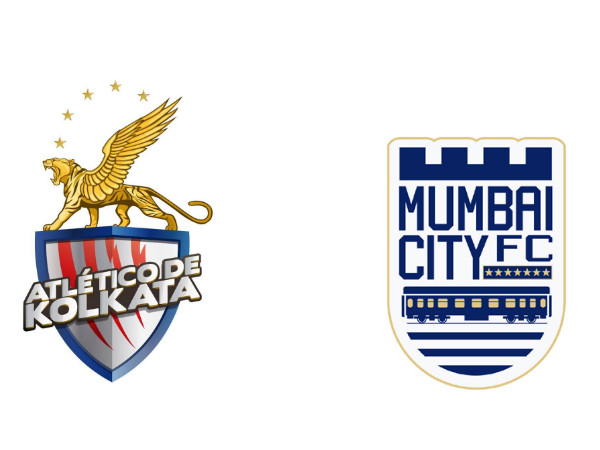 Atletico de Kolkata Vs Mumbai City FC (Image courtesy: Twitter)