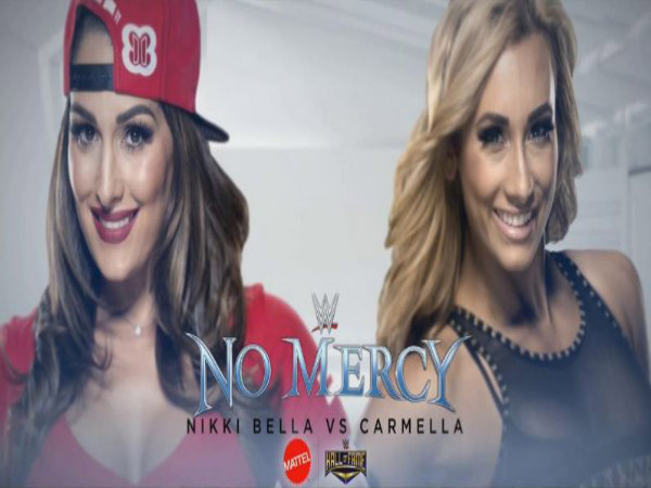 The final confrontation happened before No Mercy (image courtesy WWE)The final confrontation happened before No Mercy (image courtesy WWE)