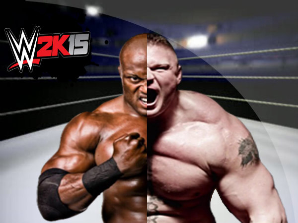 wwe  bobby lashley challenged brock lesnar in mma fight