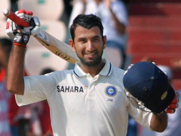 Ganguly also appreciated Virat Kohli, Ajinkya Rahane and Cheteshwar Pujara's fabulous batting