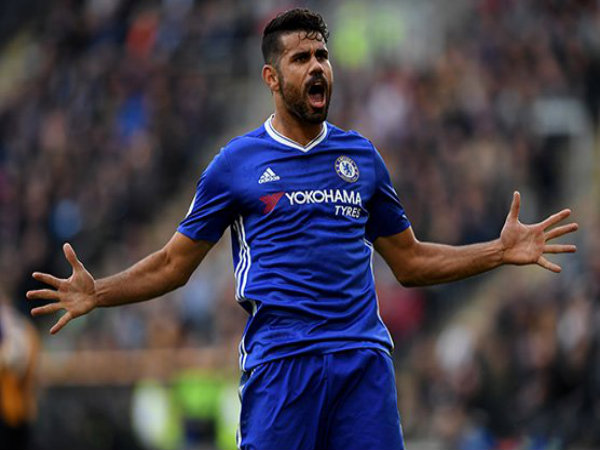 Diego Costa (Image courtesy: Chelsea Twitter handle)