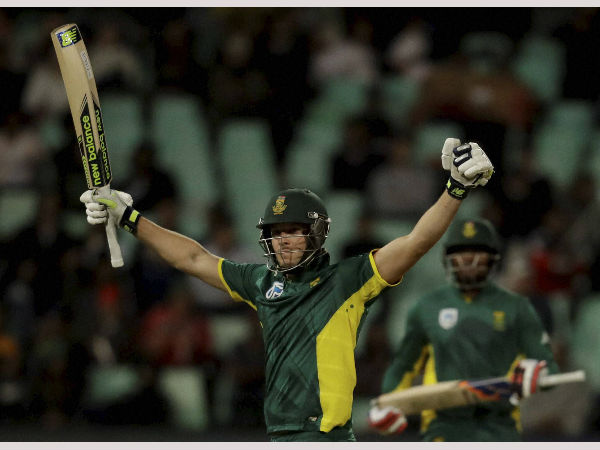 David Miller Sa Cricket David Miller's century...