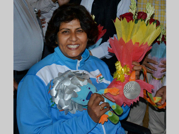 Paralympian Deepa Malik alleges rude behaviour by airline staff