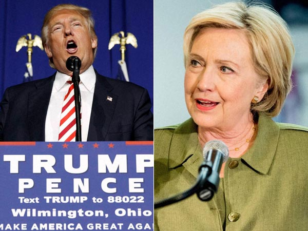 Clinton speeches, Trump's audio out