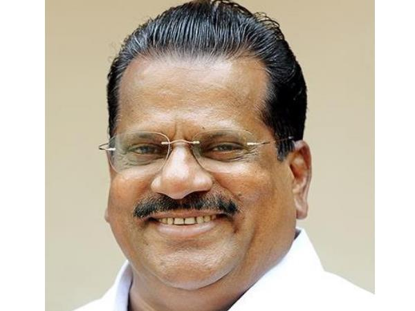 Kerala Industry minister resigns