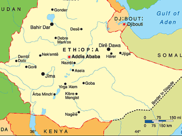Several dead in Ethiopia stampede