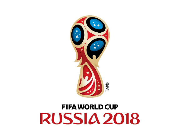 FIFA World Cup 2018 official logo