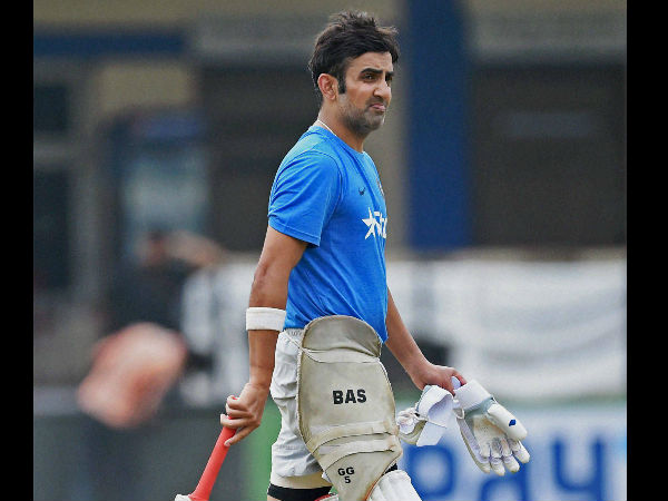 Why Gautam Gambhir deserves to become India's regular opener in Tests again
