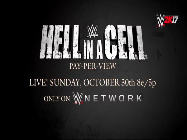 Hell in a Cell 2016 logo (Image courtesy: Youtube)