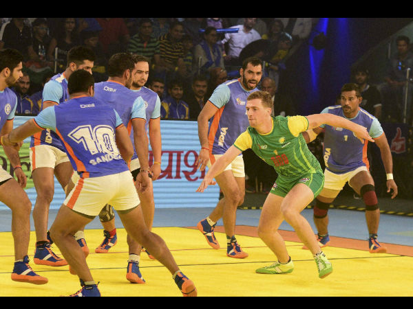 2016 Kabaddi World Cup: India thrash minnows Australia 54-20 to top table