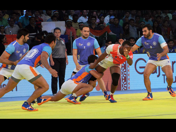 Kabaddi World Cup 2016: India maul by England 69-18, qualify for semi-final