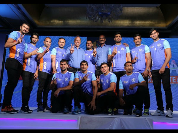 Kabaddi World Cup 2016: India's fixture, start time in IST, opponents, TV channel information
