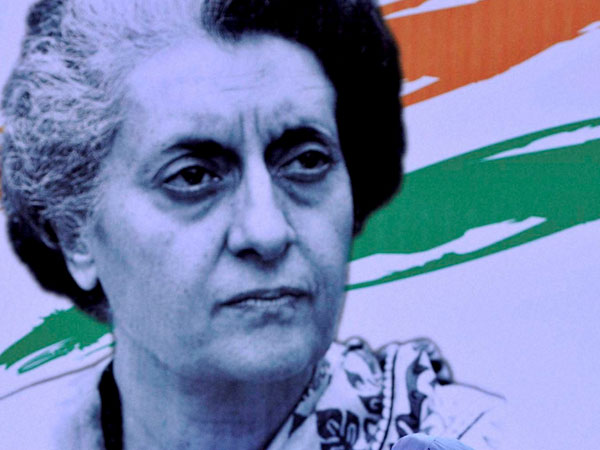 Indira was a strong leader, says Congres