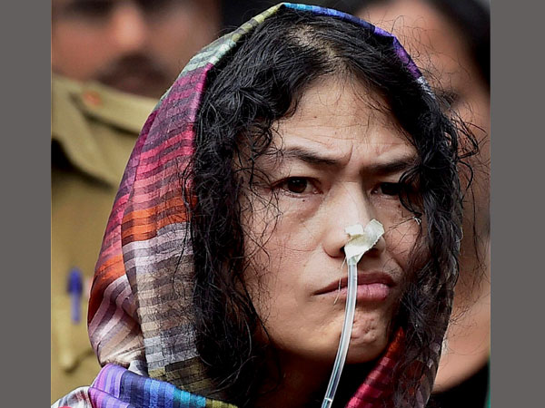 Irom Sharmila to launch party this month