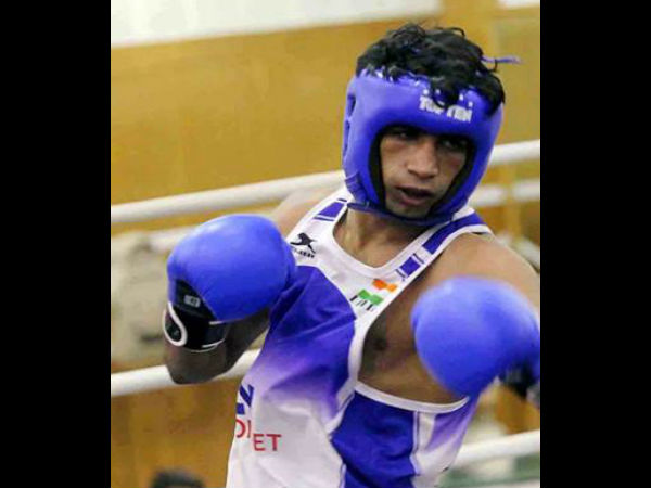 From boxer to cop to pro boxer, Jitender Kumar revels in rebirth