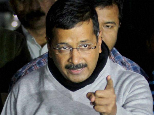 Arvind Kejriwal 'salutes' Modi for surgical strikes