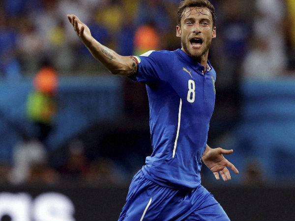 Claudio Marchisio (Image courtesy: Claudio Marchisio Twitter handle)