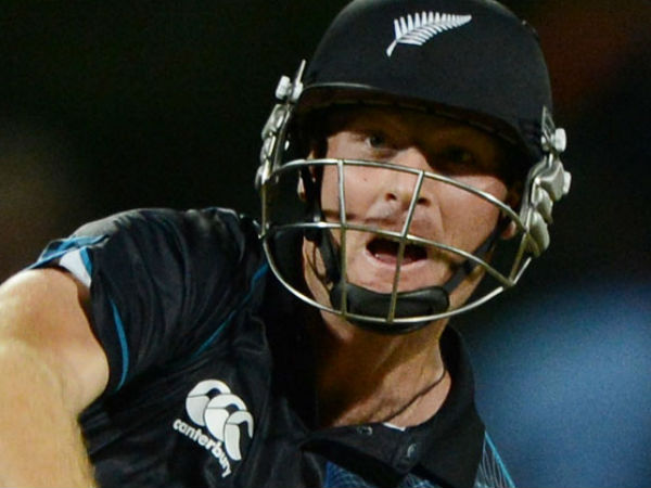 Martin Guptill feels his knock at Ranchi wasn't a fluent one