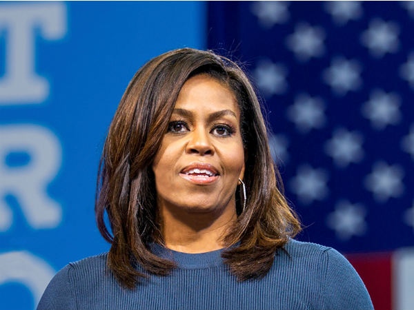 Michelle Obama emerges as a winner