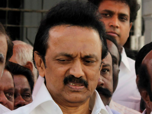 Cauvery issue: MK Stalin convenes all-party meet on Oct 25