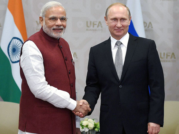 India, Russia seal defence deals