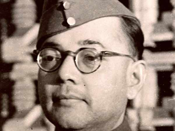 Netaji's ashes preserved in a small box