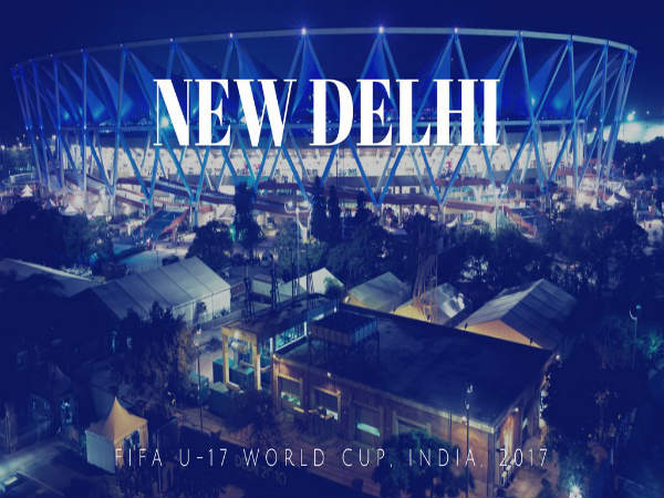 New Delhi confirmed as official venue (Image courtesy: Indian Football Team Twitter handle)