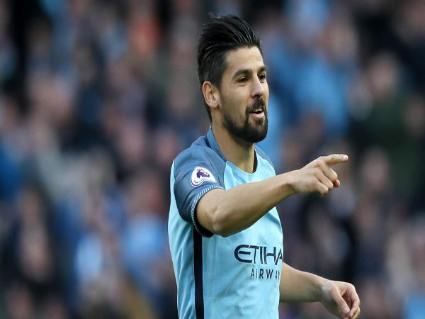 Nolito (Image courtesy: Manchester City Twitter handle)