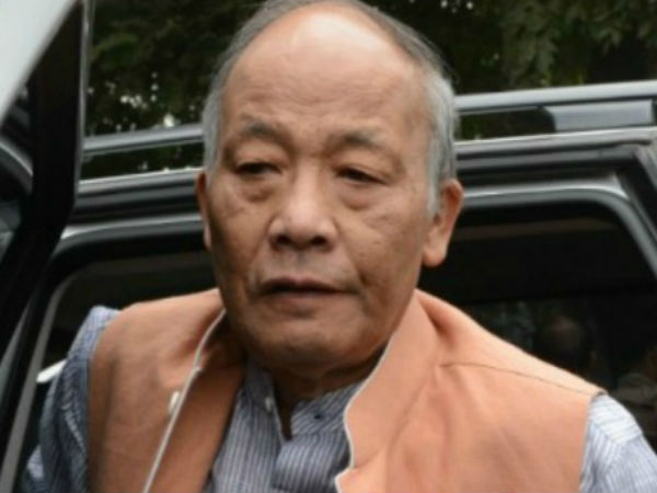 Manipur CM escapes unhurt in gunfire