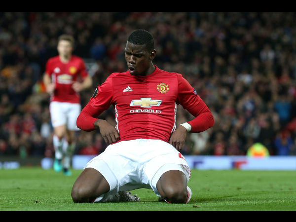 Paul Pogba hits a double as Manchester United trounce Fenerbahce 4-1