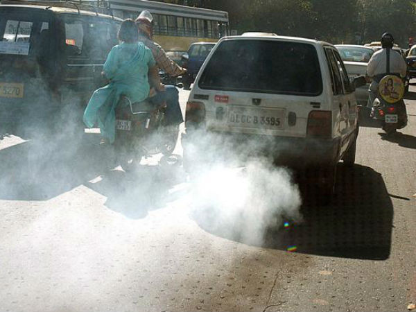 Delhi sees month's worst air quality