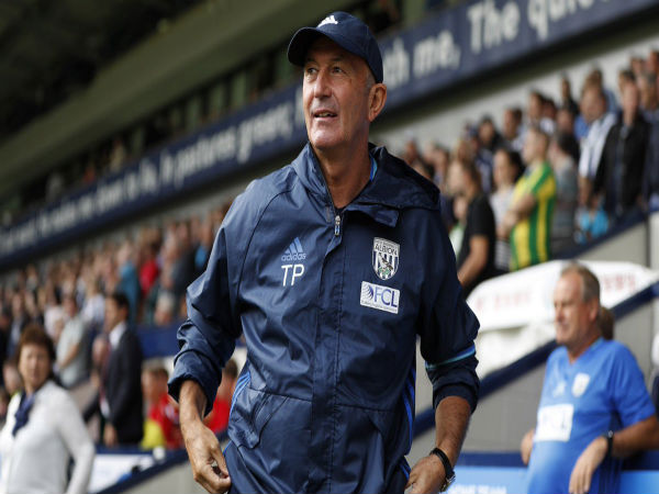 Tony Pulis (Image courtesy: West Brom Twitter handle)