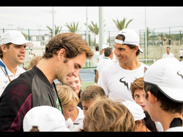 Nadal opens tennis academy in Spain, Federer invited as guest of honour