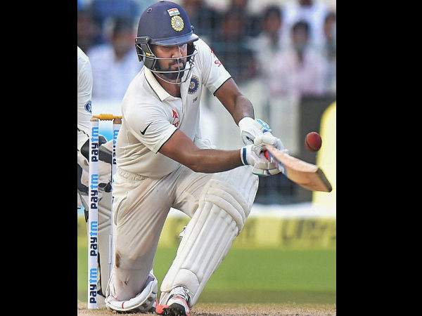 Couldn't relax for a moment on uneven Eden pitch: Rohit Sharma
