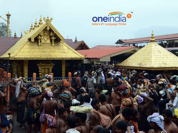 Petition filed over entry in Sabarimala