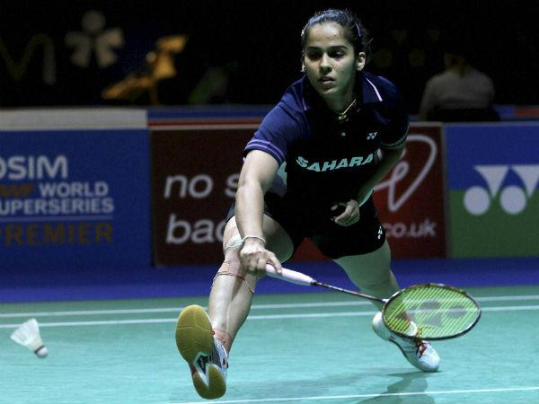 Saina Nehwal watches MS Dhoni's biopic