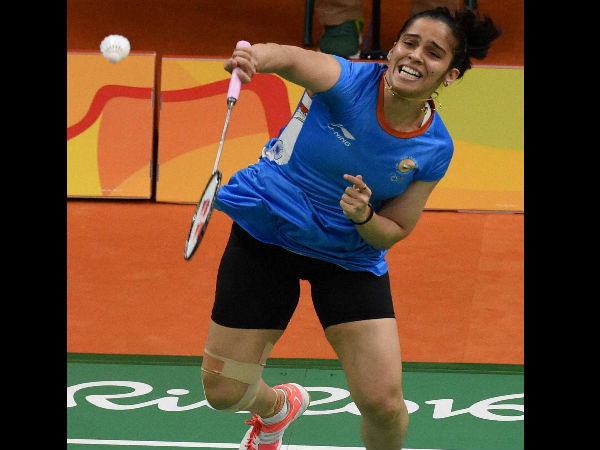 Amazed to have watched Saina Nehwal's determination during training: Coach