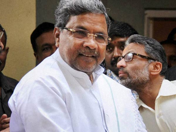 Karnataka CM attends all party meet