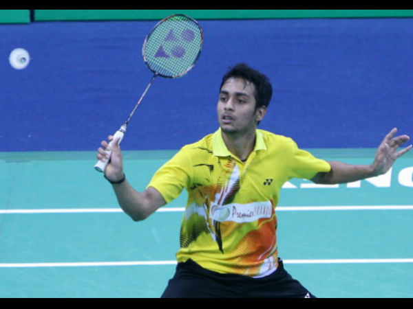 Badminton: Sourabh Verma clinches Chinese Taipei Open title