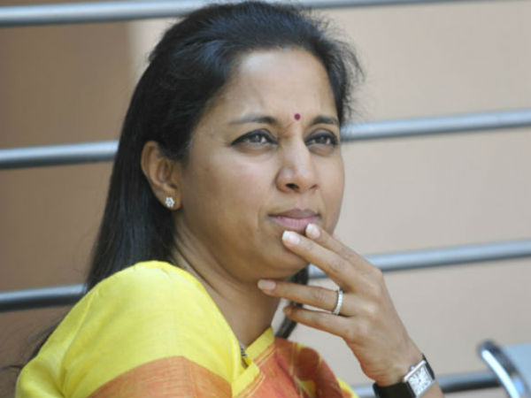 NCP MP Supriya Sule. PTI file photo